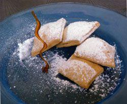 Italy - Lazio - Viterbo - Ravioli fritti con la ricotta - Photo Emmedue