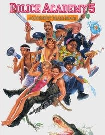 After descending upon the Sunshine State to attend a ceremony honoring newly retired Commandant Lassard (George Gaynes), Capt. Harris (G.W. Bailey) and a group of former academy misfits find themselves embroiled in massive crime ring involving stolen gems. Police Academy regulars Bubba Smith, David Graf, Michael Winslow, Leslie Easterbrook and Marion Ramsey return for another go-round of hilarious crime-fighting high jinks.