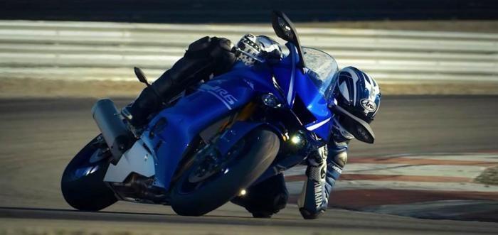 Råskinnet Yamaha YZF-R6 er tilbake | Bike