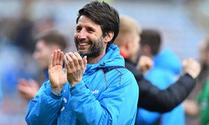 nice Lincoln's Danny Cowley focuses on North Ferriby first as Wembley beckons | Football