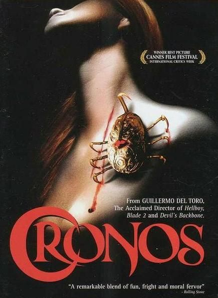 """Movie of the Day: """"Cronos"""" (1993)- #4 in our countdown of the five best vampire movies for Halloween"""