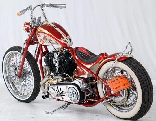 Harley Davidson - Biker.