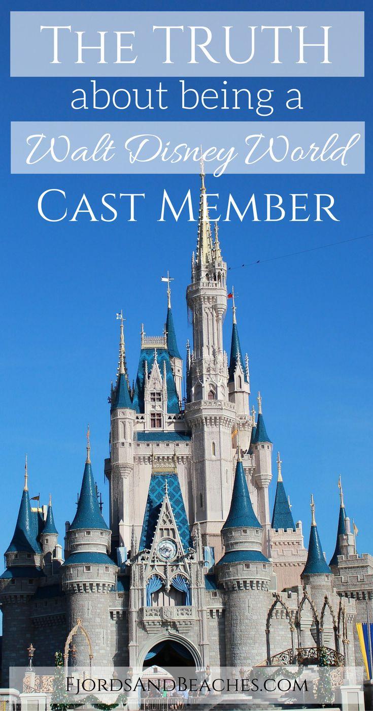 Walt Disney World Cast Member Secrets Revealed! Secrets of a Walt Disney World Cast Member. Disneyland Cast Member secrets. The truth about being a Disneyland Disney World Cast Member.