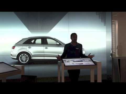 ▶ ZetaDisplay goes to Audi city, London - YouTube