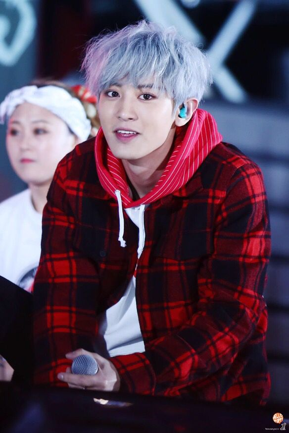 Chanyeol | 150523 Dream Concert 2015