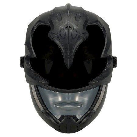 Power Rangers Movie Black Ranger Sound Effects Mask : Target