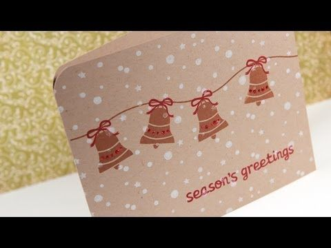 Holiday Card Series 2012 - Day 4 - YouTube