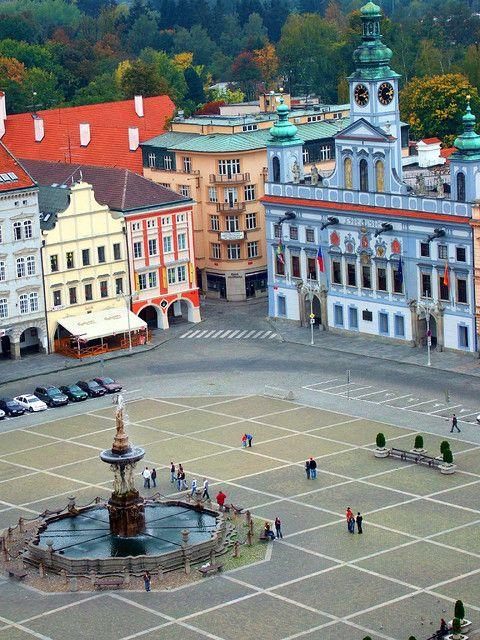 České Budějovice, Czechia