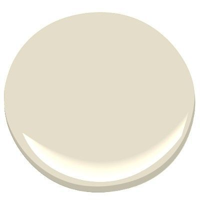 Benjamin Moore Creamy White Its Old Color Name Was Spring