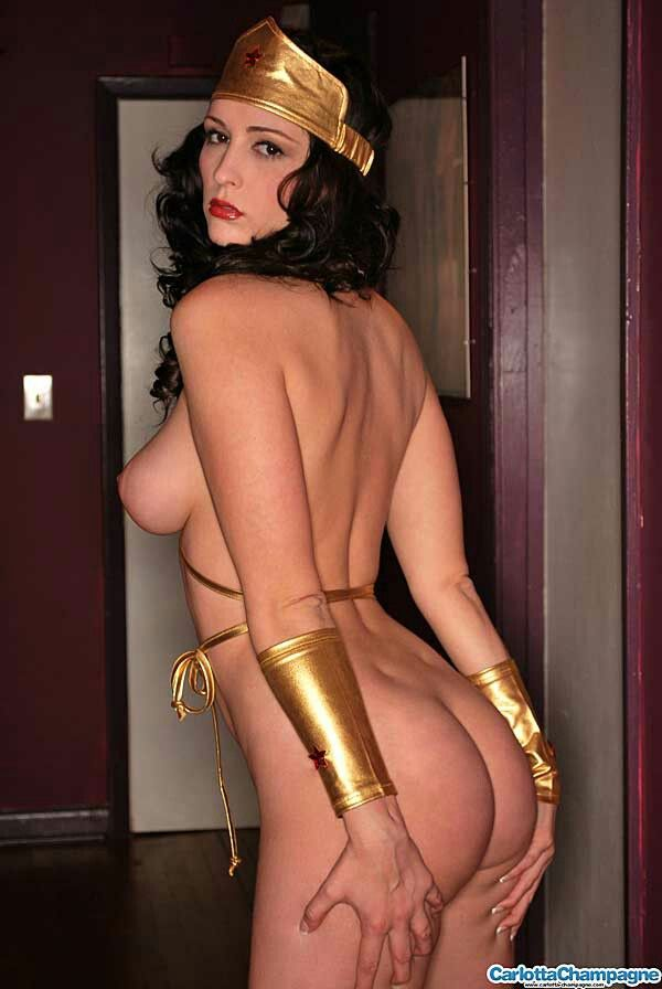 Wonder Women Naked 86