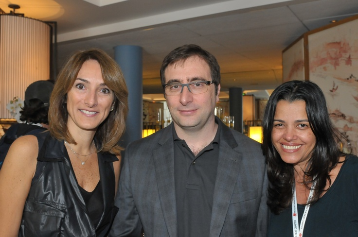 Celina, Eugenio e Ana Paula