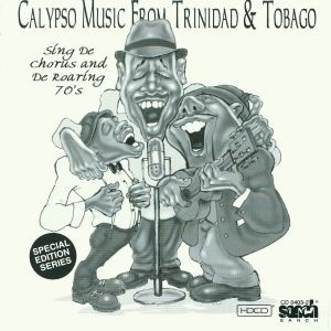 Calypso music From Trinidad and Tobago