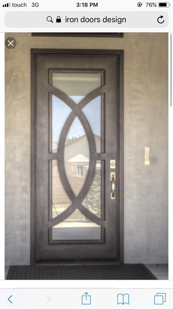 Pin By Ali Darwich On Hhh Iron Doors Doors Iron Door Design