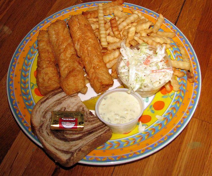 Mckiernan 39 s in milwaukee cod fish fry milwaukee fish for Best fish fry in milwaukee