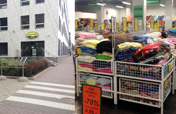Löydä käsityökaupat Tallinnasta! Tässä mainio päiväreitti käsityöshoppailijalle | Kodin Kuvalehti