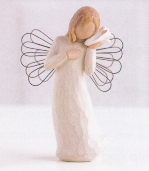 Willow tree. Love this one.Trees Figurines, Susan Lordi, Angels Collection, Willow Trees, The Ocean, Trees Collection, Trees Angels, Willow Dolls, Trees Figures