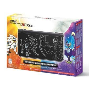 รีวิว สินค้า New 3DS XL Pokemon Solgaleo Lunala Black Edition (US) ⚽ กำลังหา New 3DS XL Pokemon Solgaleo Lunala Black Edition (US) เช็คราคา | partnershipNew 3DS XL Pokemon Solgaleo Lunala Black Edition (US)  ข้อมูลทั้งหมด : http://online.thprice.us/JcyDq    คุณกำลังต้องการ New 3DS XL Pokemon Solgaleo Lunala Black Edition (US) เพื่อช่วยแก้ไขปัญหา อยูใช่หรือไม่ ถ้าใช่คุณมาถูกที่แล้ว เรามีการแนะนำสินค้า พร้อมแนะแหล่งซื้อ New 3DS XL Pokemon Solgaleo Lunala Black Edition (US) ราคาถูกให้กับคุณ…