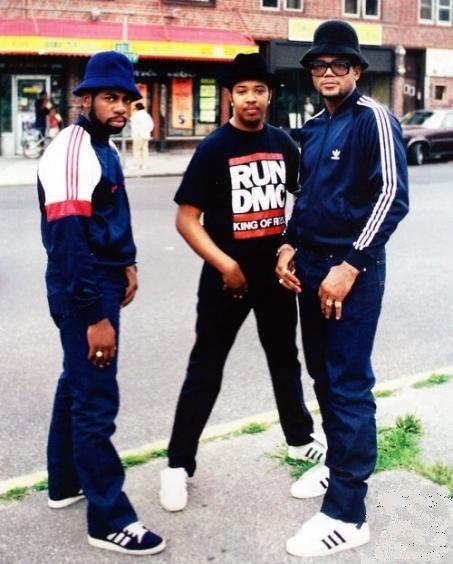 Run DMC x Adidas Originals - 1986 - Queens