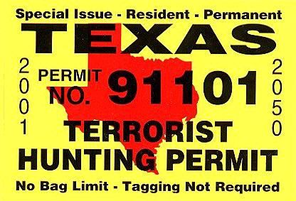 hunting permit