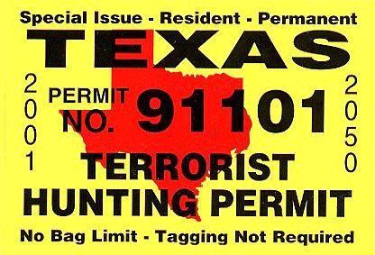 hunting permit