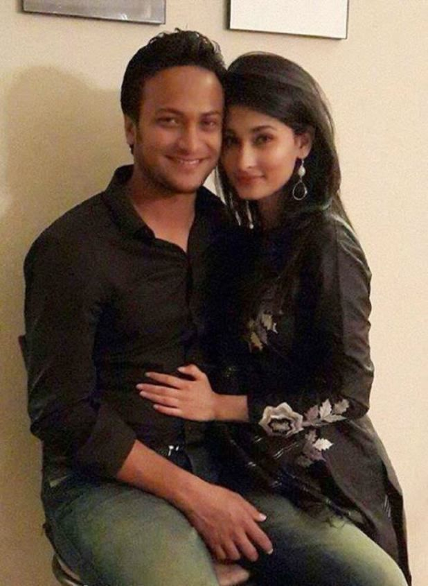 Shakib Al Hasan Wife Umme Ahmed Shishir Wiki, Photos (25)