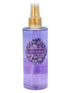 Victoria's Secret Garden Love Spell Refreshing Body Mist Splash 8.4 oz