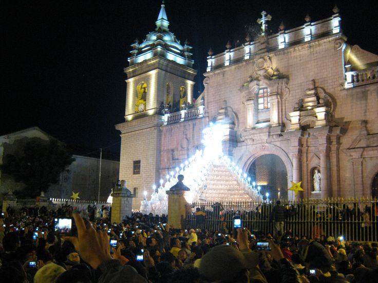 La Semana Santa en Ayacucho es la festividad religiosa y cultural más importante de esta ciudad y constituye una de las muestras de fe y sincretismo religioso más destacados del Perú.