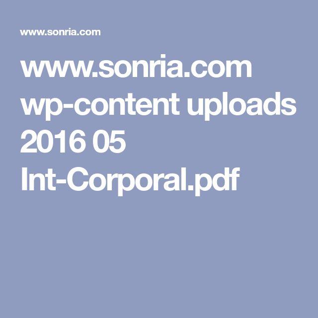 www.sonria.com wp-content uploads 2016 05 Int-Corporal.pdf