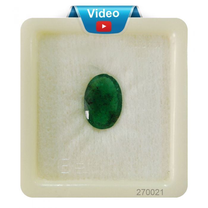 Buy Natural Emerald Sup-Pre 3+ 2.15ct from Premium Sapphire. Certified Emeralds