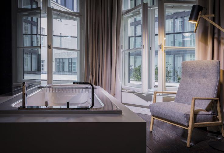 Vintage Royal Suite Bathroom Hotel Adlon Kempinski Berlin The finest hotels of Berlin Pinterest Berlin hotel