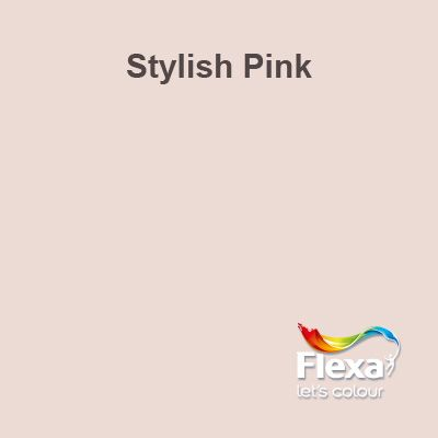Flexa Creations kleur: Stylish Pink