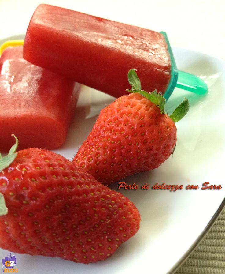 Ricetta ghiaccioli con frutta fresca