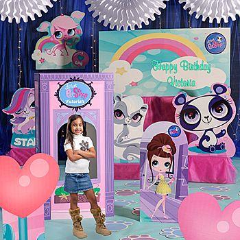 Littlest Pet Shop Party Kit