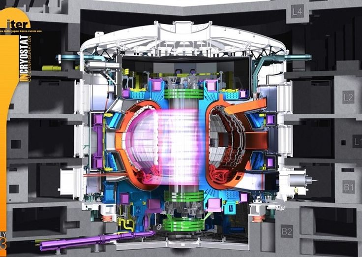 World's Largest Fusion Reactor will Harness the Power of the Sun. Without fusion, there would be no life. Fusion powers the most important thing of all: life. Soon, it could also power the world