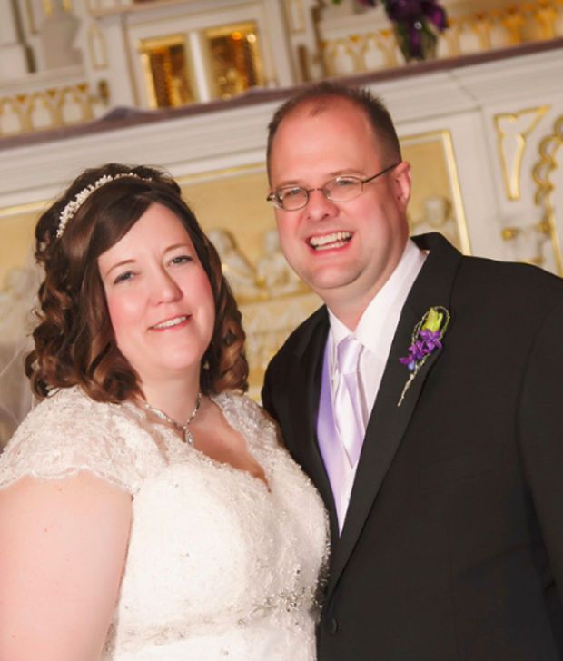 Sarah Kroenke Of Omaha Neb And Mike Cameron Lincoln Announce Their Marriage The Wedding Was Held March At Sacred Heart Church In