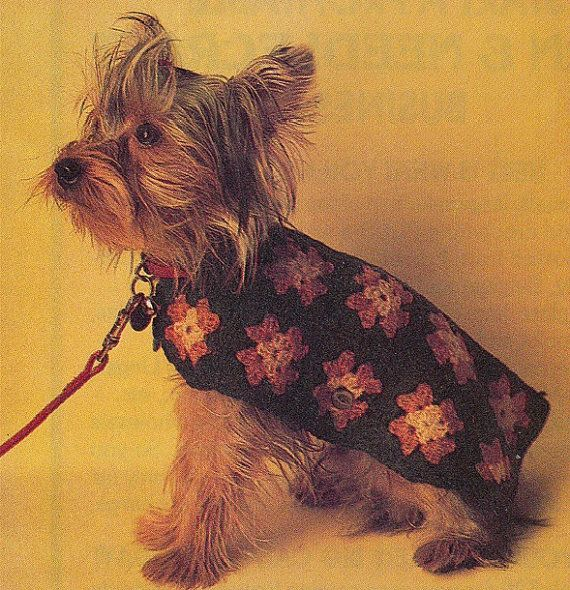 how to make a dog sweater out of fleece