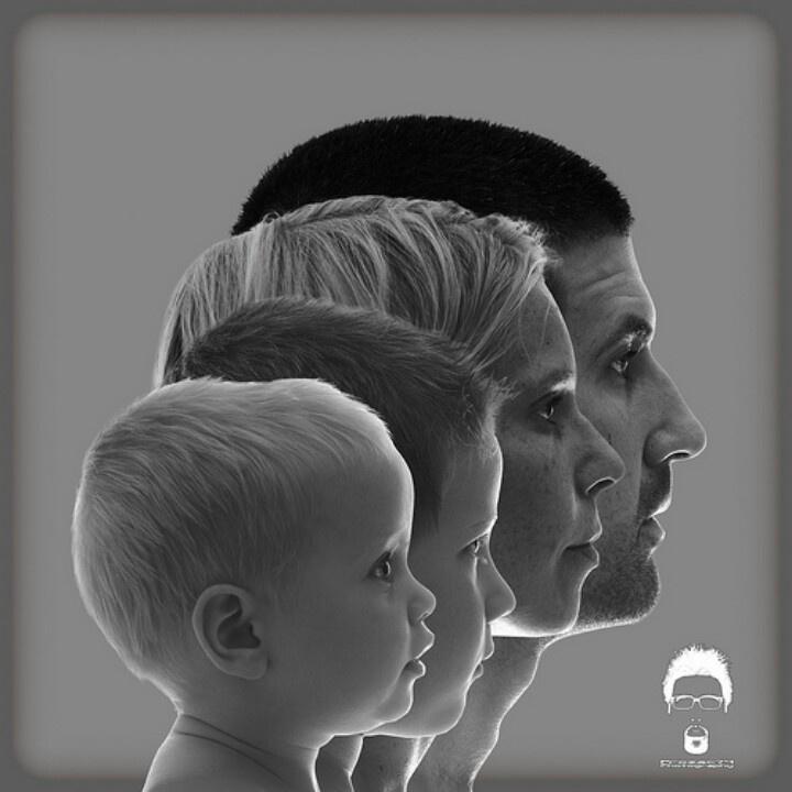 Cute family pic idea!