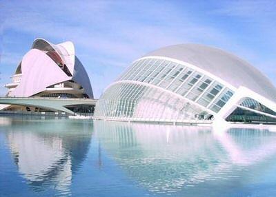Ciudad de las Artes y la Ciencia de Valencia