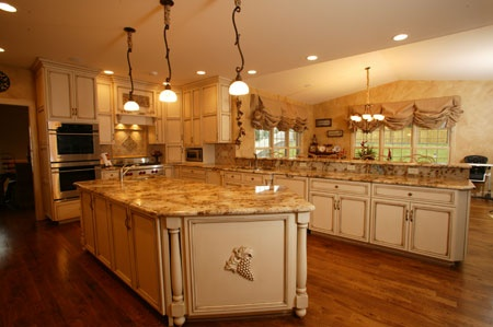 Old World Rustic Theme Kitchen For The Home Pinterest