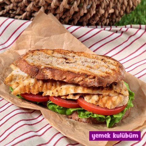 Tavuklu Tost Sandviç nasıl yapılır, resimli Tavuklu Tost Sandviç yapımı yapılışı, Tavuklu Tost Sandviç tarifi, en güzel tost ve sandviç tarifleri burada.   #tosttarifi #tosttarifleri #sandviçtarifi #sandviçtarifleri #tavuklutarifler #tavuklusandviç
