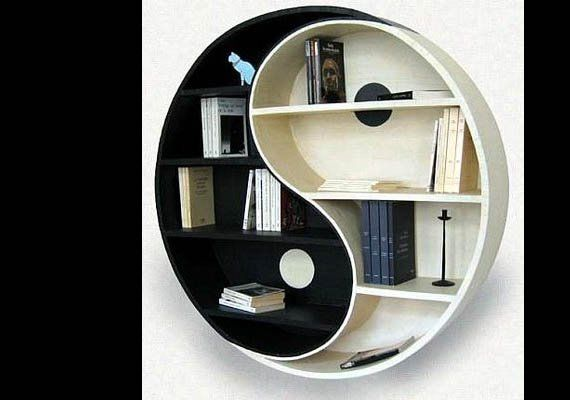♥✤♥ 30 Innovative #BookShelf #Designs to Improve Your Home Decor ♥✤♥  Your home represents your persona & status. Earlier people used to have conventional rectangular shaped bookshelves. But in todays time designs matters a lot. Check out these 30 modern day bookshelves designs that will surprise you and make you think that a bookshelf could look so impressive and be functional at the same time  #WTF #OMG #bizarre #Strange #Odd #unusual #Funny #Fun #amazing #Tech