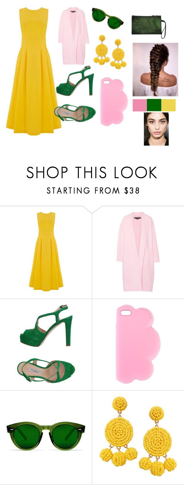 """""""#2"""" by una-s on Polyvore featuring moda, Warehouse, Rochas, The Seller, STELLA McCARTNEY i Humble Chic"""