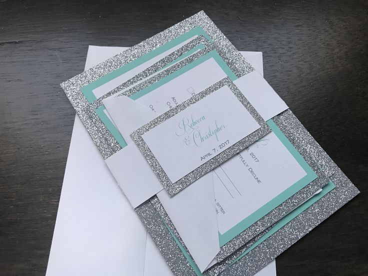 17 best ideas about bling wedding invitations on pinterest | bling, Wedding invitations