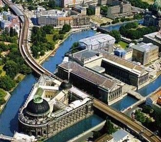 Isla de los museos. Berlín.
