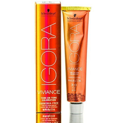 Schwarzkopf Igora Viviance Tone On Tone Coloration - 5-1 Light Brown Cendre by schwarzkopf professional -- Check this awesome product by going to the link at the image.