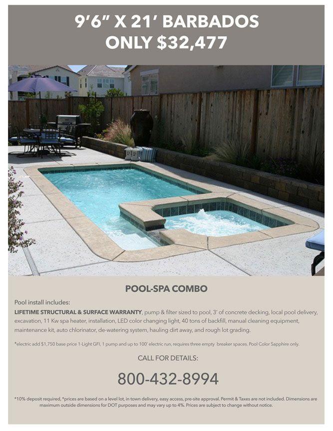 Aquamarine Pools Fiberglass Pools & Spas - Swimming Pool ...