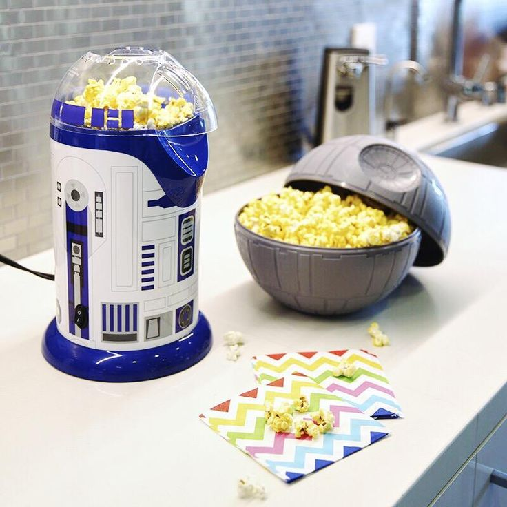 R2d2 Popcorn Maker Instructions