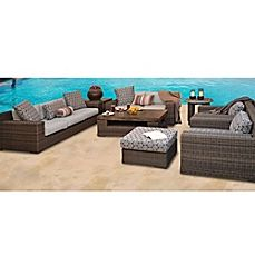 image of Scott Living™ 6-Piece All-Weather Antigua Casual Seating
