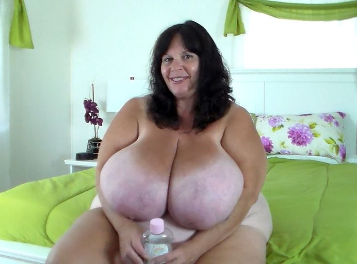Huge boobs ssbbw you