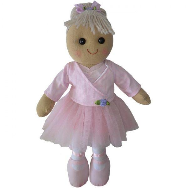 Powell Craft Rag Doll - Ballerina